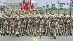 Pentaqon Trampın istədiyi hərbi parad üzərində çalışır