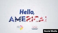 "ASAN Radio-da ""Hello Amerika"" proqramı"