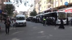 HDP'den Mecliste Boykot Diyarbakır'da Eylem