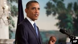 Обама го потпиша законот за долгот
