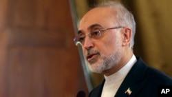 알리 아크바르 살레히 이란 원자력기구 대표.