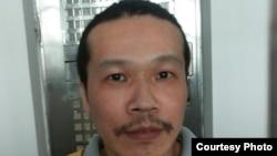 """前保钓船长杨匡因""""偷越国边境""""罪名被判刑八个月。(隋牧青律师微博)"""
