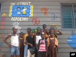 Street Academy children