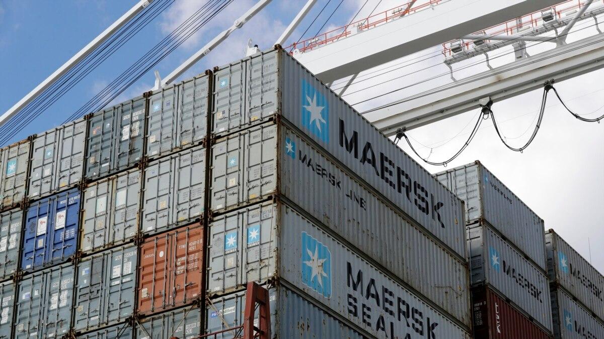 Defisit Perdagangan AS Capai Angka Baru Tertinggi pada Maret 2021