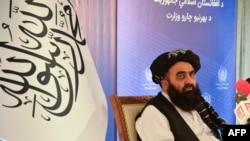 Talibanın xarici işlər naziri Əmir Xan Müttəqi