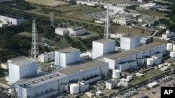 福岛核电站灾前照片