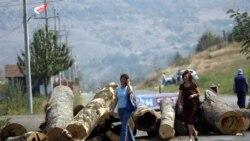 استقرار نيروهای ناتو در مرز کوزوو و صربستان