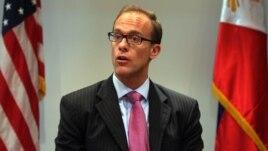 FILE - Acting U.S. Trade Representative Demetrio Marantis