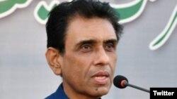 خالد مقبول صدیقی (فائل)