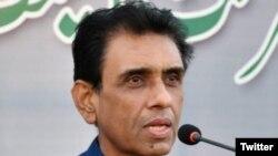 ایم کیو ایم کے راہنما ڈاکٹر مقبول صدیقی