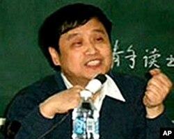 中国社科院学者徐友渔(资料照片)
