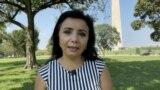 Navbahor Imamova VOA Uzbek