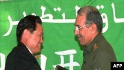Iraq và Trung Quốc đã ký một thỏa thuận hồi tháng 6/1997 cho phép Trung Quốc khai thác mỏ dầu al-Ahdab, 180 km về phía nam Baghdad