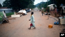 Images from Central African Republic