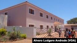 Escola em Bissau, Guiné-Bissau