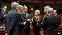 Ministri spoljnih poslova EU na sastanku u Briselu
