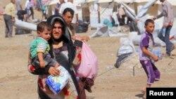 Hơn 2 triệu người Syria đã bỏ chạy khỏi đất nước bị chiến tranh tàn phá. Hơn phân nửa người tị nạn là trẻ em, trong đó phần lớn là những em dưới 11 tuổi.