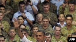 ԱՄՆ-ի նախագահը ողջունել է ԱՄՆ-Ավստրալիա դաշինքը