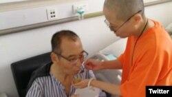 Mantan istri Liu Xiaobo, Zeng Jinyan (Foto: dok).
