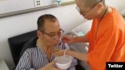 တ႐ုတ္ ႏုိဘဲလ္ၿငိမ္းခ်မ္းေရးဆုရွင္ Liu Xiaobo