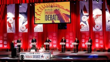 Kandidat capres Partai Republik ikuti debat di South Carolina