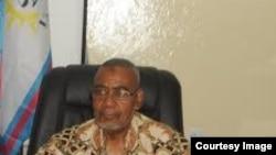 Leader of opposition Zanzibar Maalim Seif Shariff Hamad