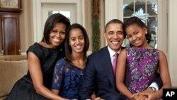 خانواده اوباما