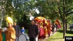 Seventh Maha Guru Prayers Held in Portland