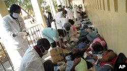 Hospital Geral de Namibe com reforços