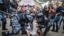 ရုရွားအတိုက္အခံေခါင္းေဆာင္ ဖမ္းဆီးခံရ