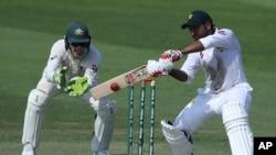 کپتان سرفراز احمد نے 94 رنز کی اننگ کھیلی