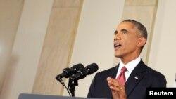 Le président Barack Obama a informé le Congrès de la réouverture de l'ambassade des Etats-Unis à Bangui
