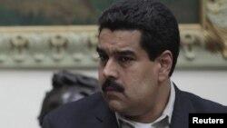 El vicepresidente Maduro conduce hoy a Venezuela por la ausencia indefinida de Hugo Chávez.