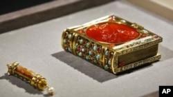 کتاب دعای نفیس موسوم به «کتاب ساعتها» هم اکنون در یک مجموعه خصوصی در بریتانیا است