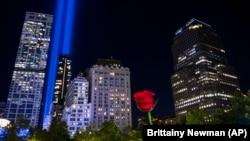 """Tưởng niệm biến cố """"911"""" lần thứ 20, New York."""