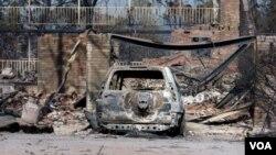 200 căn nhà đã bị phá hủy trong vụ hỏa hoạn tệ hại nhất ở New South Wales trong gần 50 năm qua.