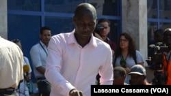 Eleitor na Guiné-Bissau