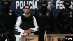 """Por órdenes de """"El Diego"""" fueron matados policías además de funcionarios locales y federales."""
