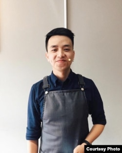 Ryan Wibawa, Barista dan Coffee Professional asal Indonesia (dok: Ryan Wibawa)
