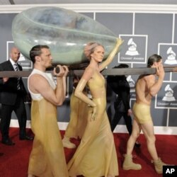 Lady Gaga dans son cocon