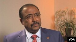 FILE - Michel Sidibe, executive director of UNAIDS.
