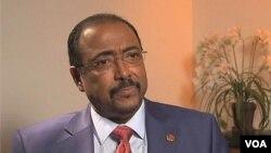 FILE - Michel Sidibe, executive director of UNAIDS.