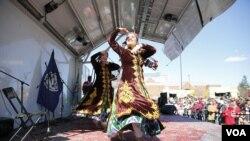 Празднование Новруза в Иране (архивное фото)