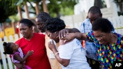 9 Dead in Shooting at Historic Black Church in Charleston