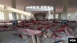 Последствия атаки талибов на военную базу в Баграме
