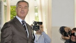 Mandatar za sastav nove crnogorske vlade Milo Đukanović