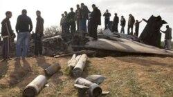 یک جت جنگی اف-پانزده آمریکا در شرق لیبی سقوط کرد