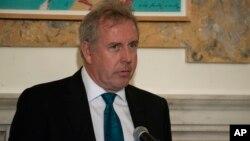英国驻华盛顿大使金·达罗克