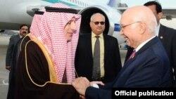 سعودی وزیر خارجہ عبدل الجبیر نے جمعرات کو پاکستان کو دورہ کیا تھا۔
