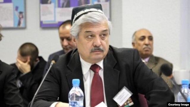 Usmon Baratov,